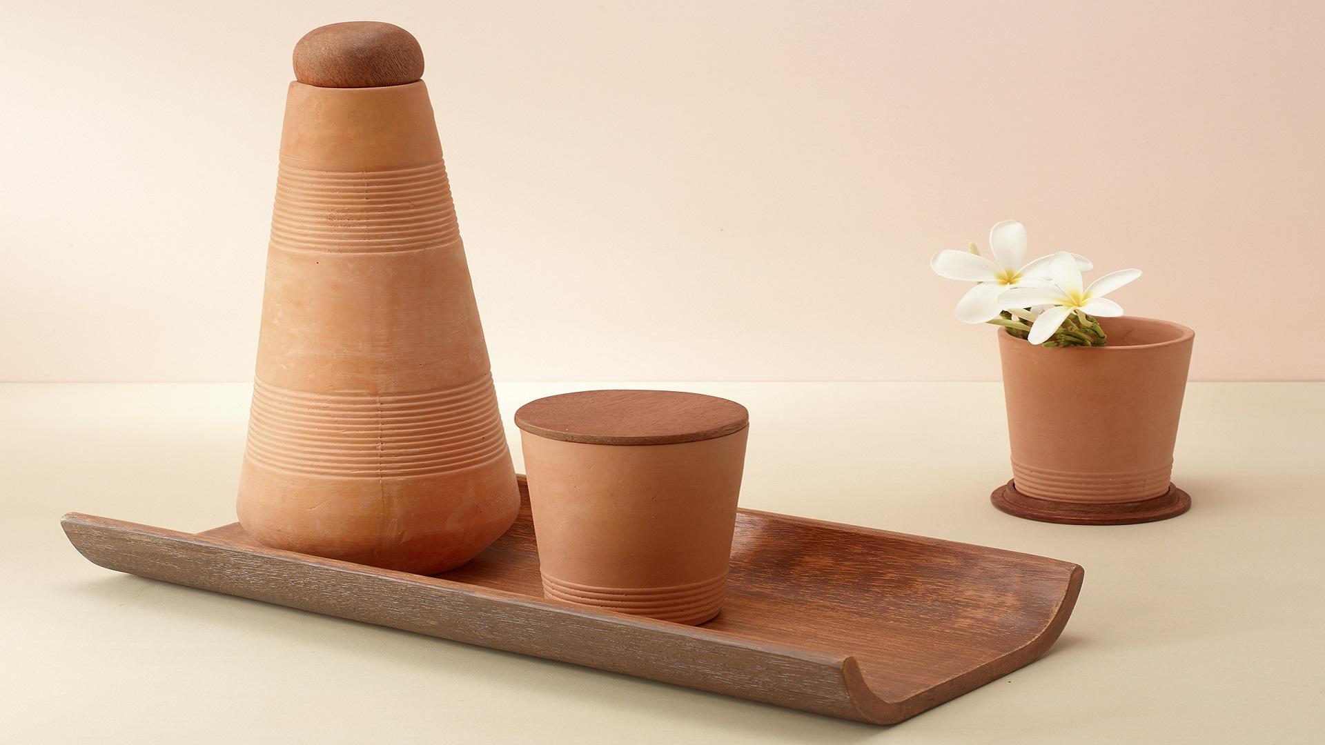 Benefits of earthenware