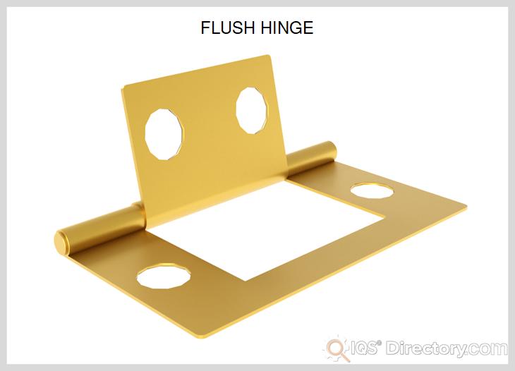 Flush Hinge