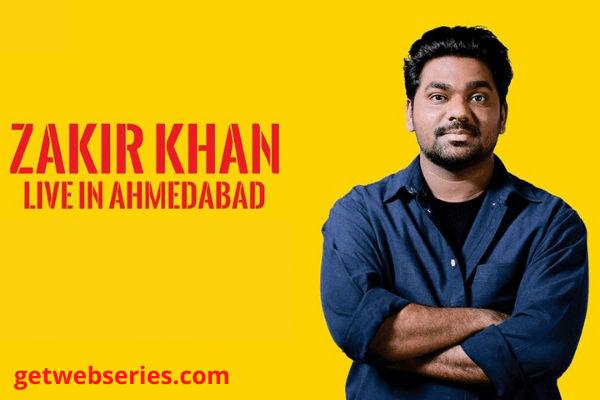 Zakir Khan's New Show Indian web series list