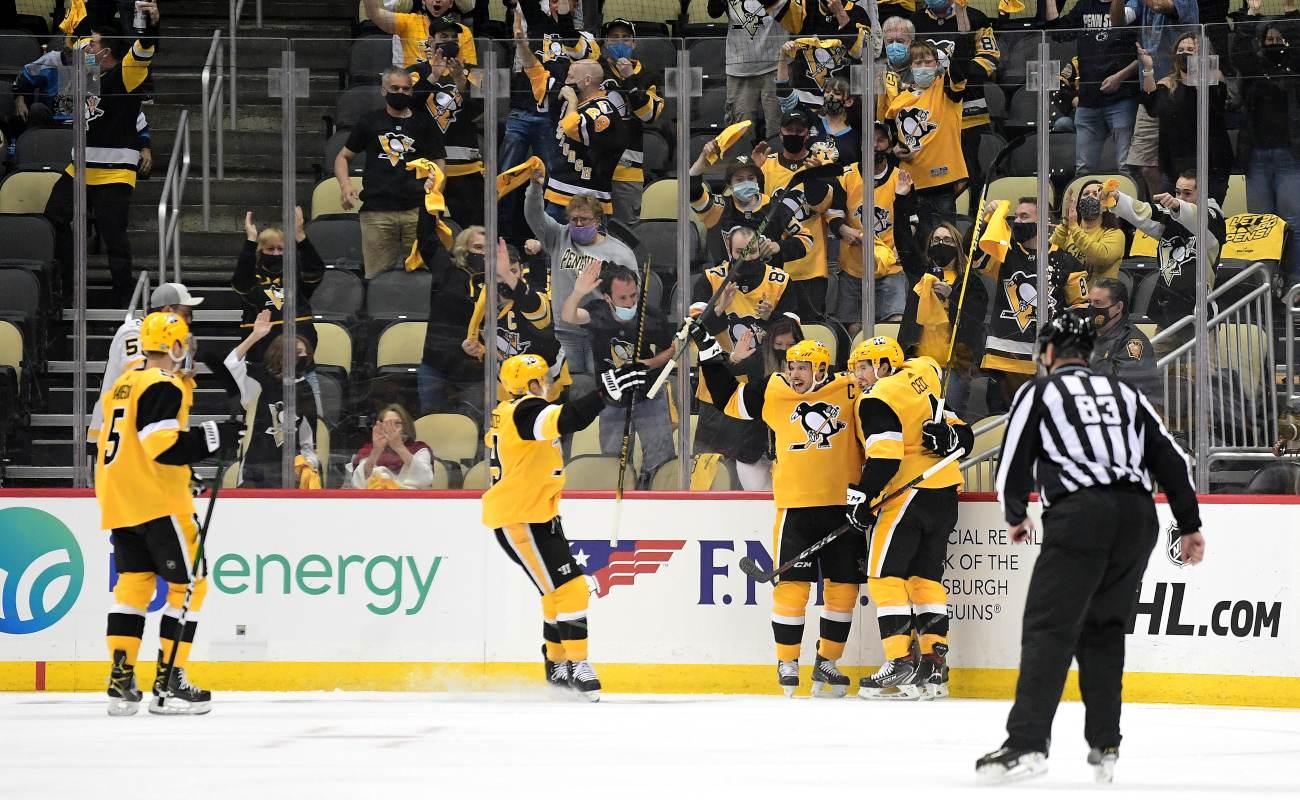 Penguins Islanders