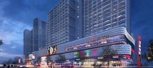 VV Mall - thiên đường mua sắm