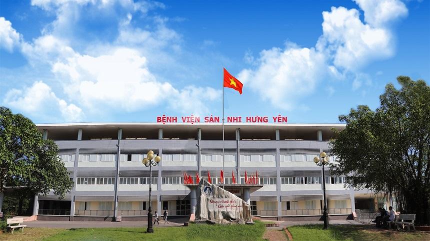 Bệnh viện sản nhi Hưng Yên là bệnh viện chuyên khoa hạng II
