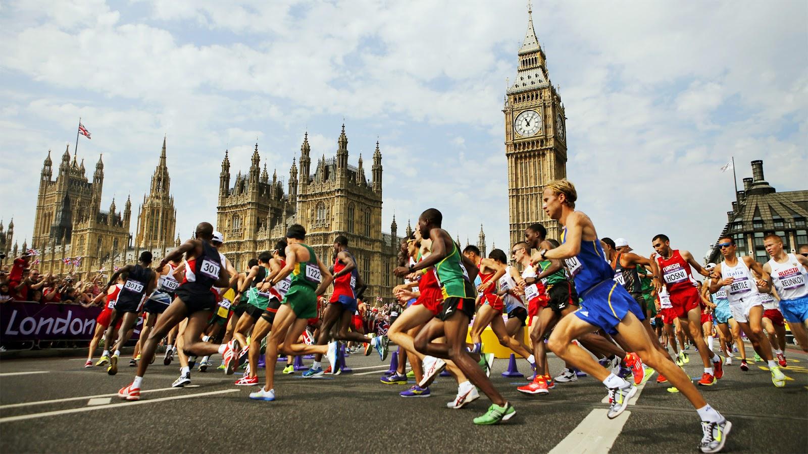 Как пробежать свой первый марафон?