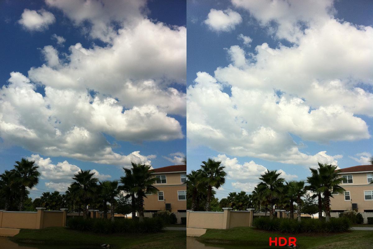 HDR – cho bức ảnh trên iPhone thêm rực rỡ sắc màu
