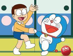 Image result for doraemon+nobita