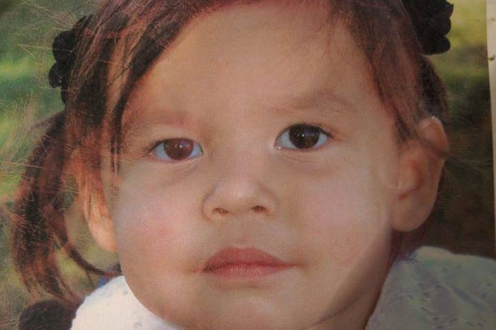 Serenity died in kinship care in 2014 when she was four years old.