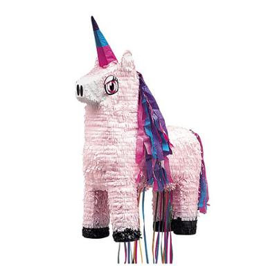 Discount Party Supplies Unicorn Pull Pinata