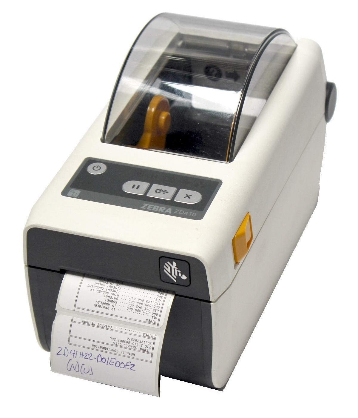 4 in//s Print Speed 100//240V AC 2.20 Print Width 203 dpi Print Resolution Zebra LP 2824 Plus Monochrome Direct Thermal Label Desktop Printer