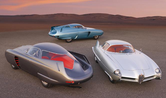 5 aut od Nuccia Bertoneho - italský designér, který navrhl český Favorit
