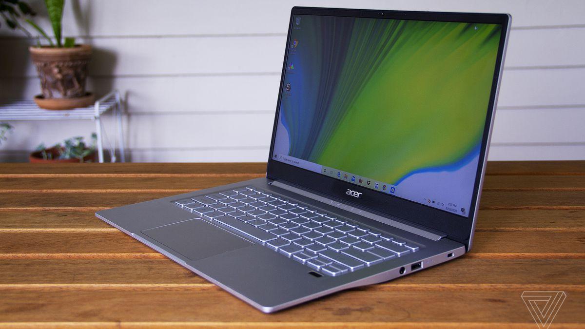Acer Swift 13, BEST STUDENT LAPTOPS FOR STUDYING