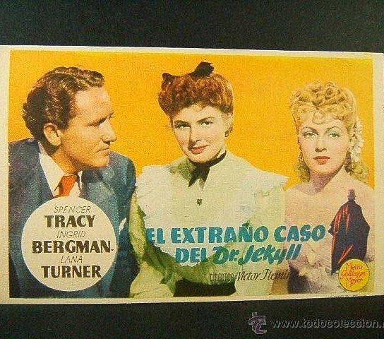 El extraño caso del doctor Jekyll (1941, Victor Fleming)