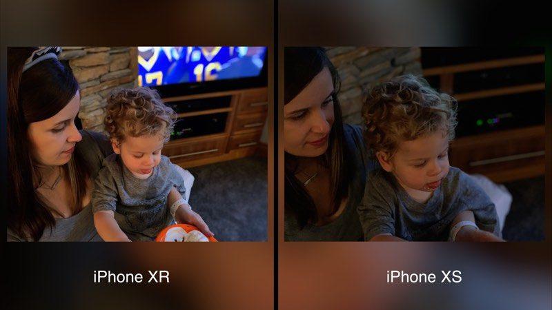 iPhone XS với iPhone XR: Cao cấp và