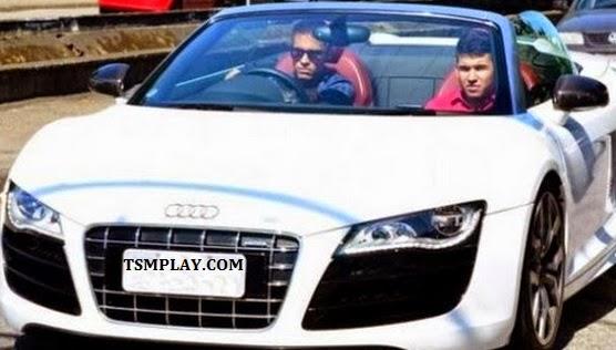 best car of Neymar