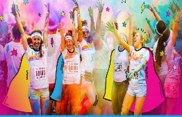 Join the happiest 5K!