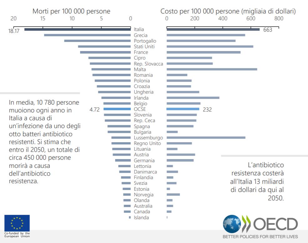 Rapporto dell' Organizzazione per la cooperazione e lo sviluppo economico – in inglese Organization for Economic Co-operation and Development