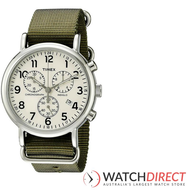 Timex Unisex Weekender Men's Watch.