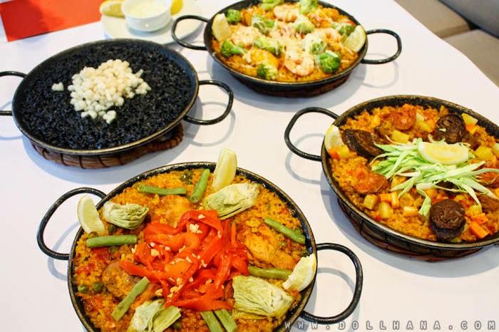 tapella by gaudi spanish restaurant greenbelt 5 makati city