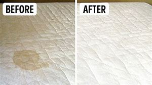 removing a mattress