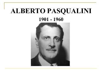 Resultado de imagem para o pensamento politico de alberto pasqualini