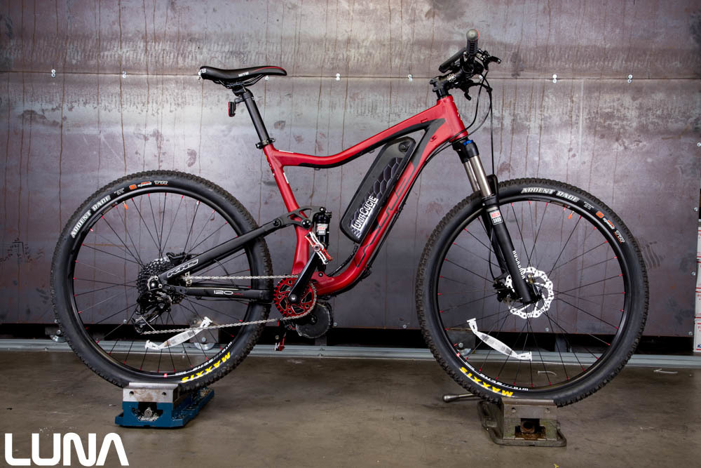 Crazy Ebike Pricing Full Suspension Mountain Bike (part 2