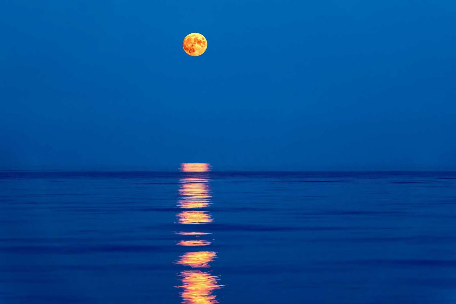 Đón siêu trăng sáng và lớn nhất 2021 trong tháng 5 - ảnh 3
