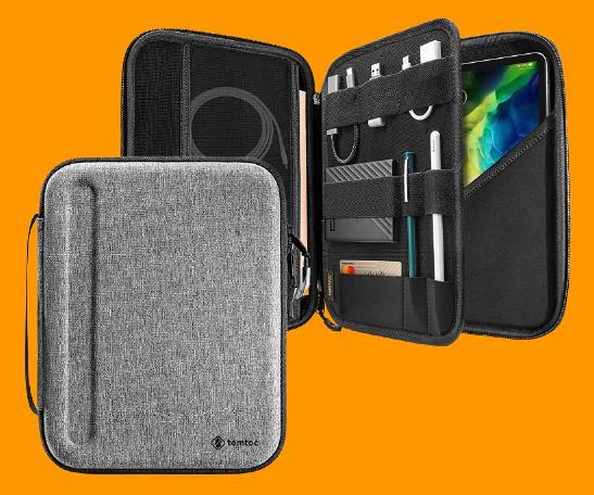 Review Of Tomtoc Portfolio Case For iPad