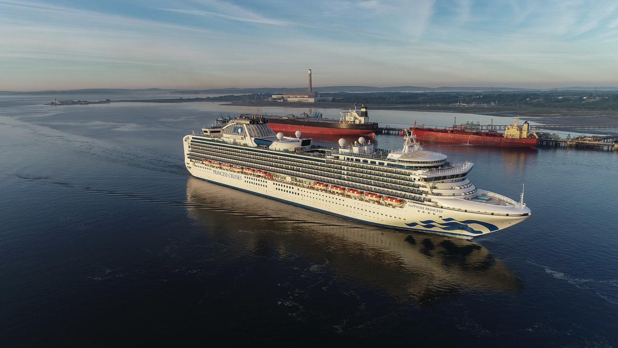 Celebrity Cruises - Sapphire Princess