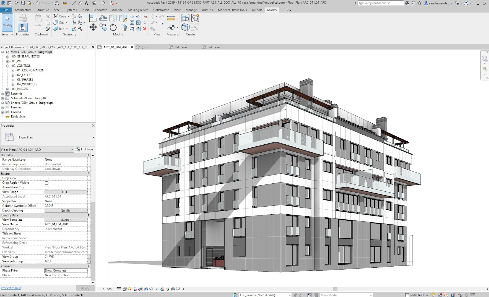 Revit Architecture - Best Practices - Modelical