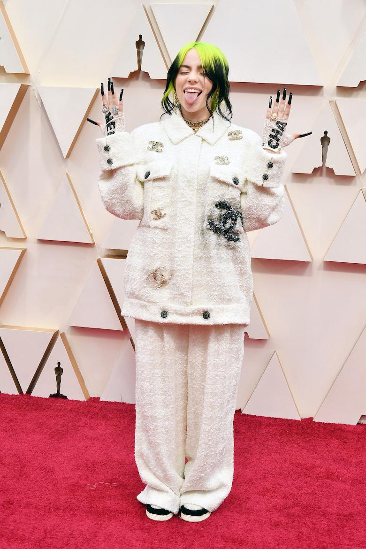 Oscars Red Carpet Scarlett Johansson Billie Eilish More Iheartradio