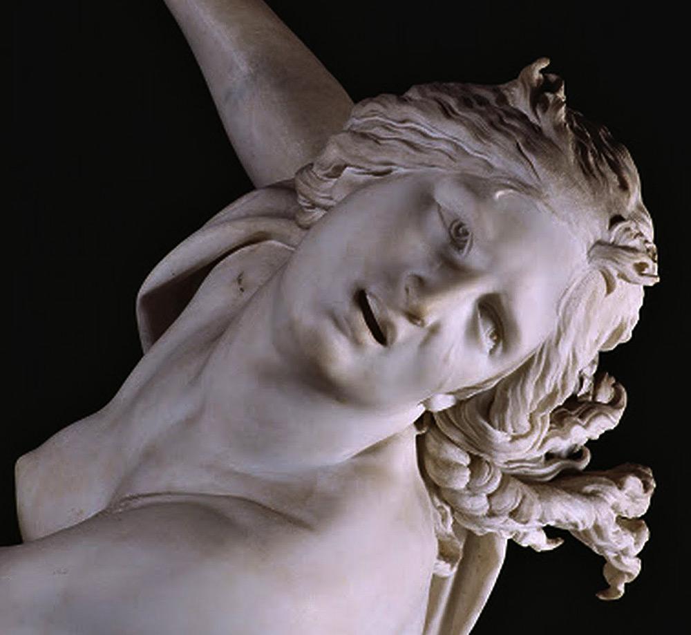 Il volto di Proserpina