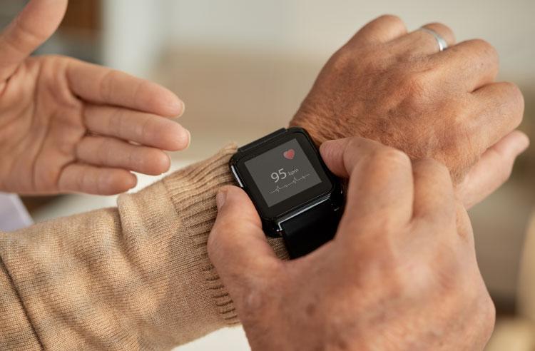 Reloj inteligente por el Día del Padre