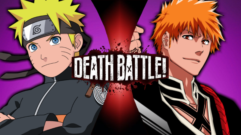 G1 Death Battle Fan Blogs: Death Battle Predictions: Naruto
