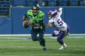 How Russell Wilson's Latest Clutch Drive Beat the Vikings - The New York  Times