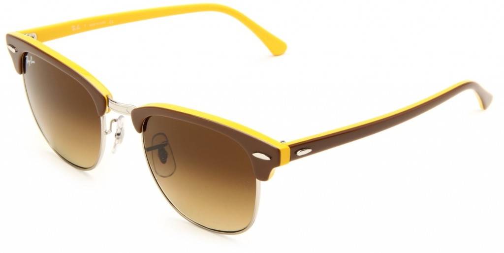 lentes ray ban color ambar