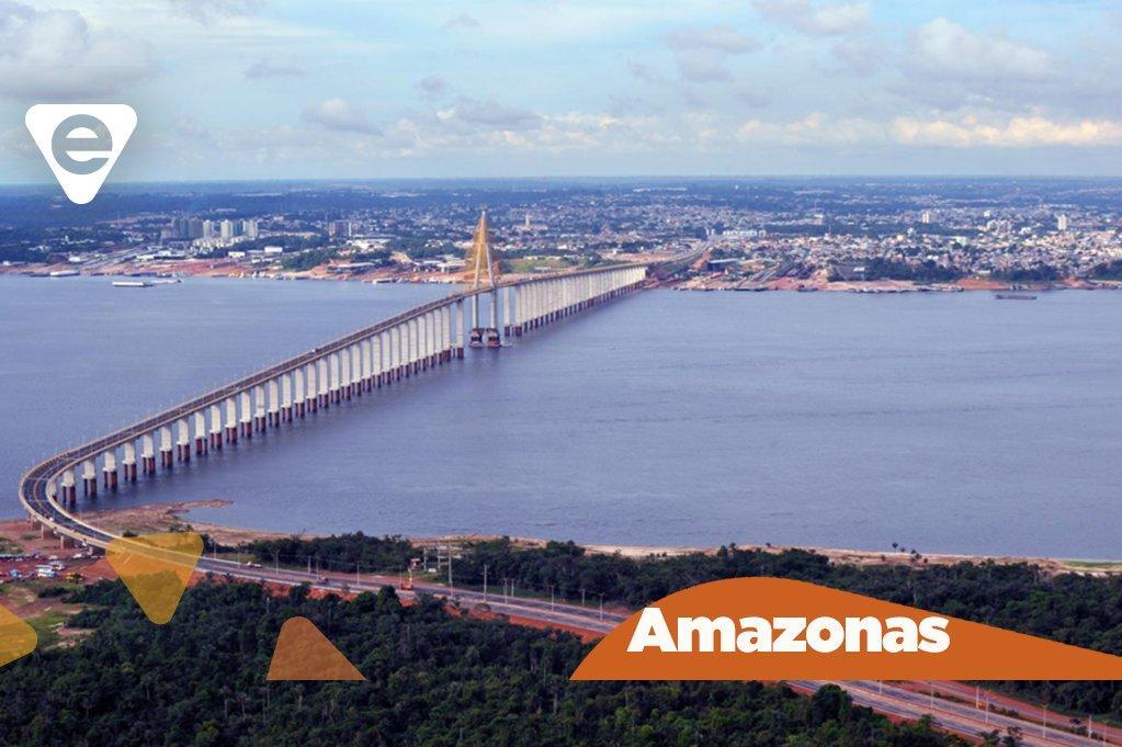 A Ponte Rio Negro - Manaus (AM)