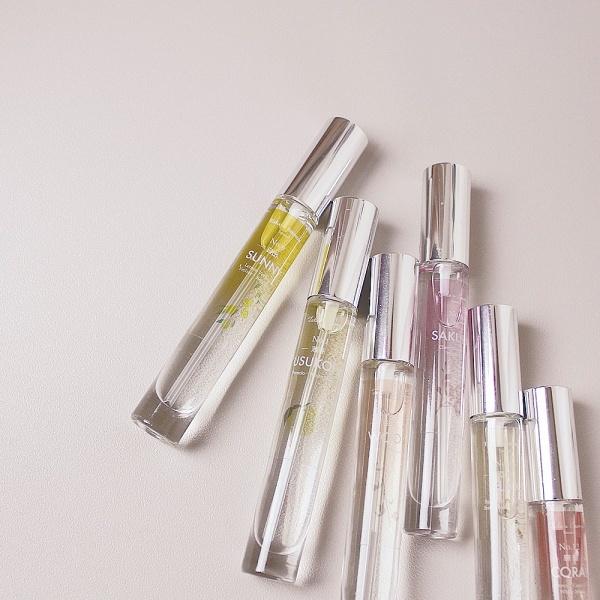 香水-常見熱門的香水香調