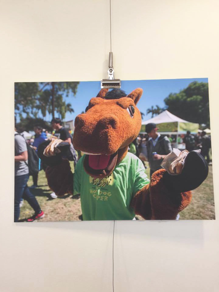 Photo of Billy Bronco hangs in BSC