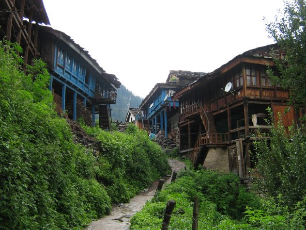 Pulga Village - Best time to visit Kasol