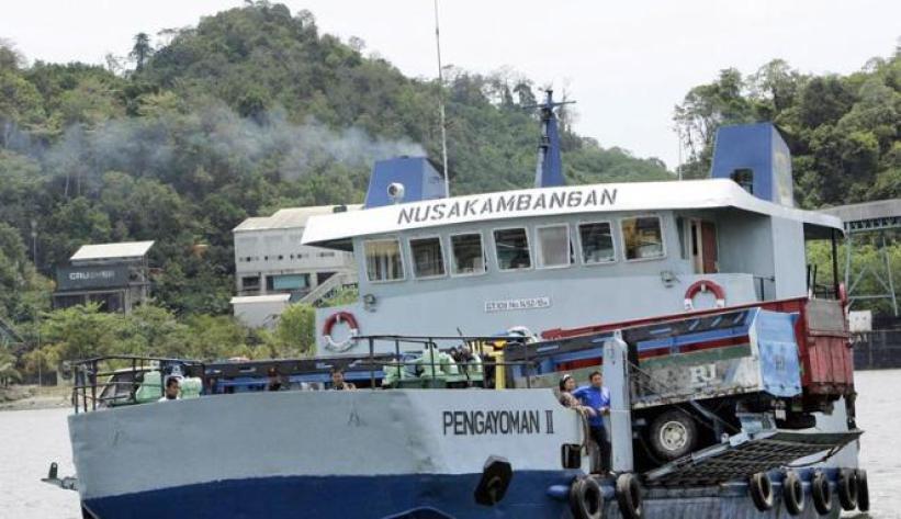 akses ke penjara nusakambangan Pulau Nusakambangan