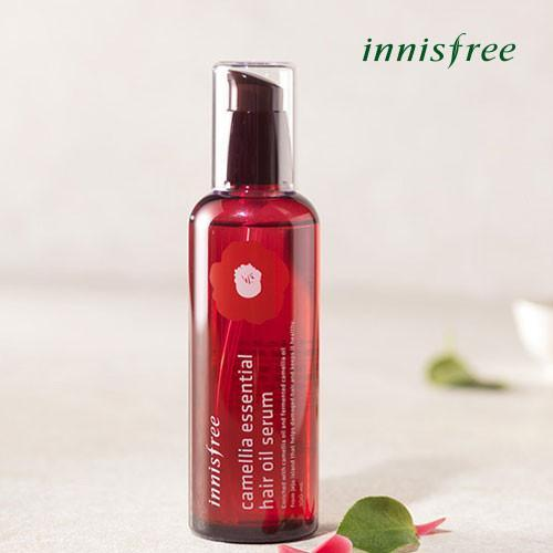 This Innisfree hair serum offers double treatment for hair. Hair Serum and How to Use Hair Serum - Shop Journey