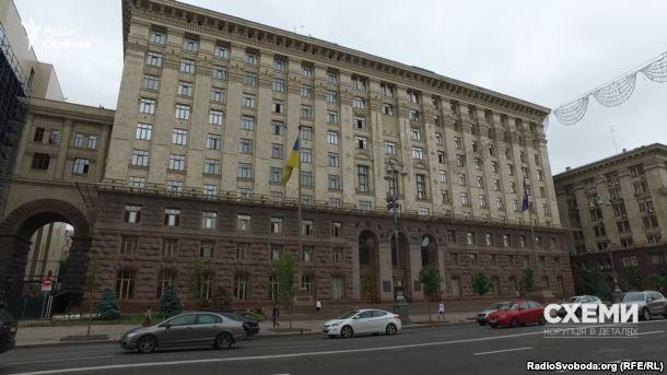 В Управлінні екології Департаменту благоустрою КМДА не знають, де поділися документи чотирьох районів Києва