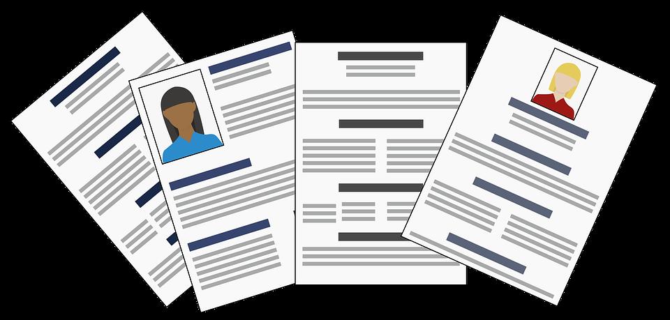 Cv Curriculum Vitae Entrevista - Imagen gratis en Pixabay