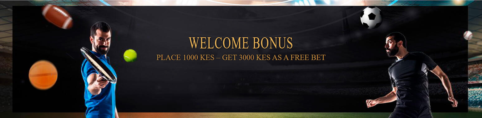Screenshot of Melbet Welcome Bonus Kenya