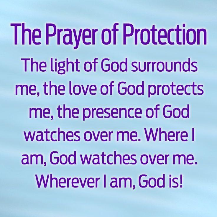 The Prayer Of Protection good morning good morning images good morning prayer good morning pict… | Prayer for protection, Good morning prayer, Prayers for my mother