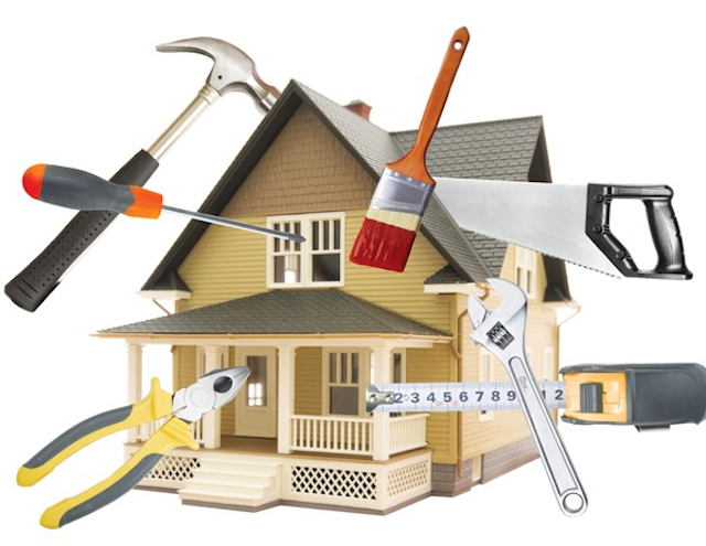 Dịch vụ sửa nhà trọn gói giúp mọi người dễ dàng tính toán được phí sửa nhà