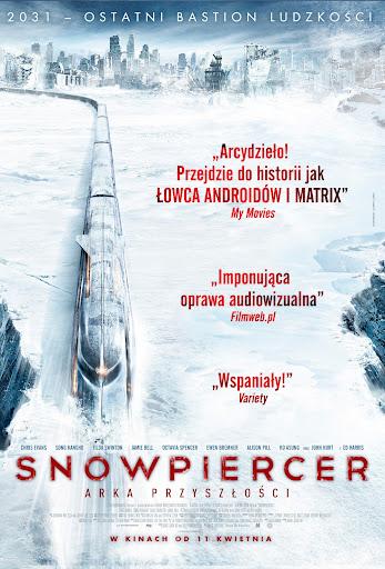 Polski plakat filmu 'Snowpiercer: Arka Przyszłości'