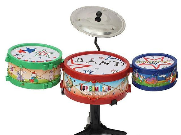 TOP TOYS THAT TEACH CHILDREN HOW TO DRUM AND COUNT