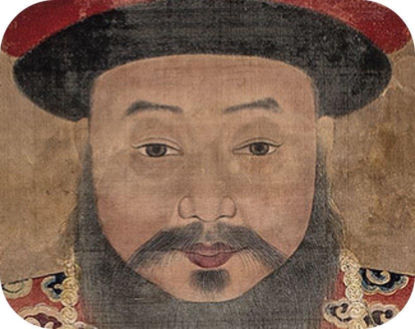 大小眼-多爾袞於虛歲39歲意外落馬而亡