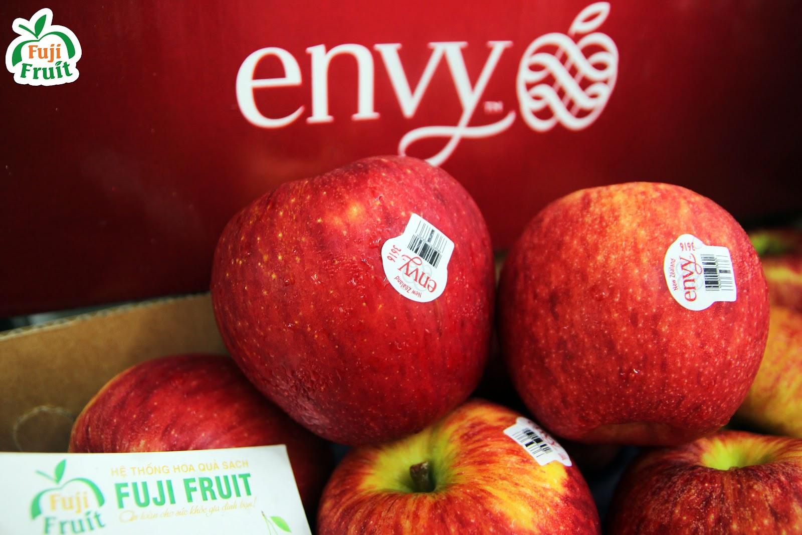 Táo Envy Newzealand trên thị trường giá bao nhiêu ?