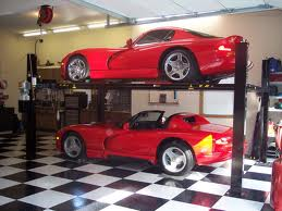 Car Lift Storage